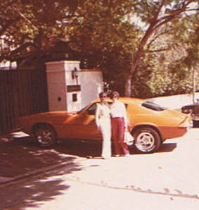 Elvis Presley S 144 Monovale Dr Los Angeles Home 1977