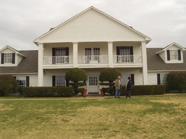 Tour Southfork Ranch In Texas   Dallas TV Show   Celebrity Driveways